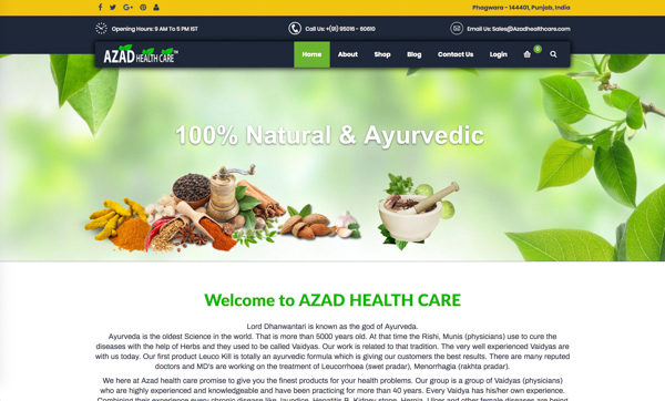 Azad Health Care