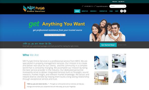 NRI Punjab Online Services